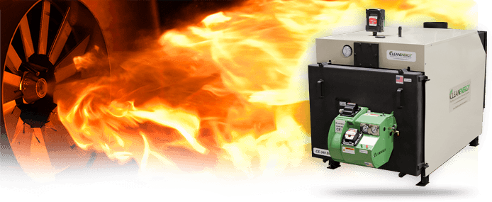 Did You Know We Make a Waste Oil Boiler Too? - Clean Energy Heating ...